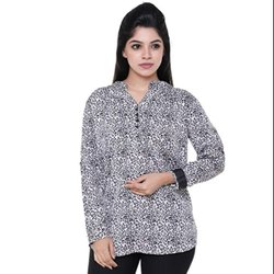 Ladies Full Sleeve Short Kurtis