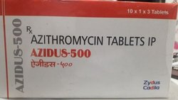 Azidus Azithromycin Tablets