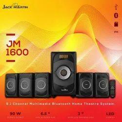 Jack Martin 5.1 Music System