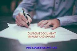 Customs House Agent (CHA)