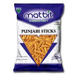 Matbit Punjabi Sticks Namkeen, Packaging Size: 45 Gram