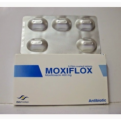 Moxiflox Tablet