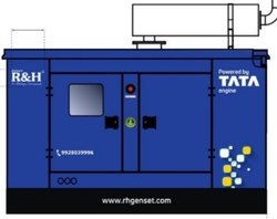 82.5 KVA Silent Diesel Generator