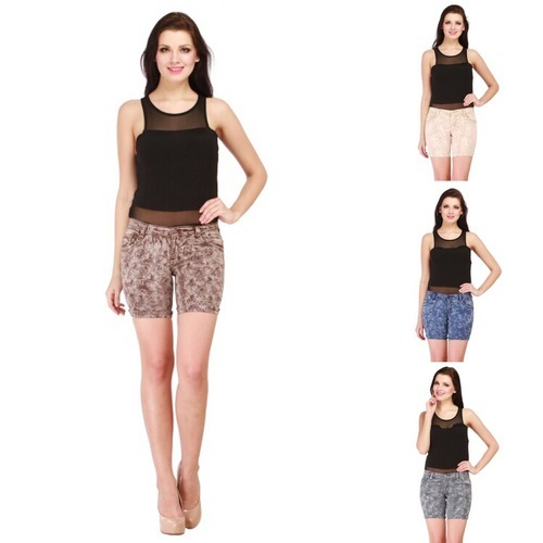 9bea065271930 Women Denim Short