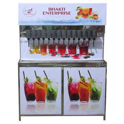 Jumbo Soft Drink Dispenser