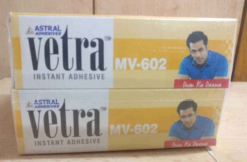 Industrial Grade Vetra Mv 602 Cynoacralates Adhesive