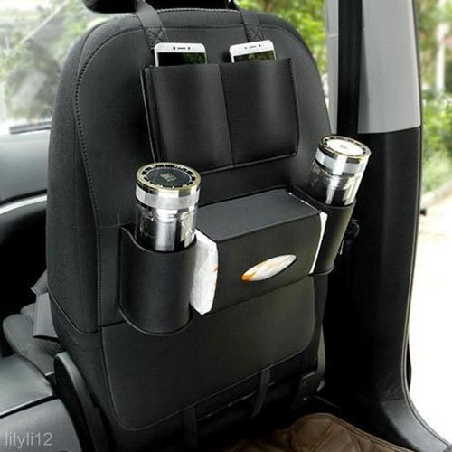3d Deluxe Car Seat Back Organizer
