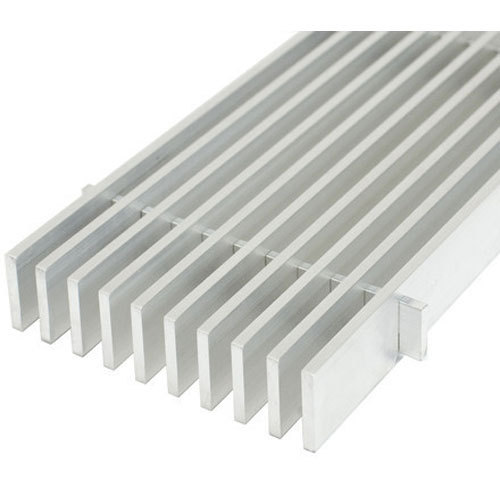 Aluminum Frameless Bar Grille