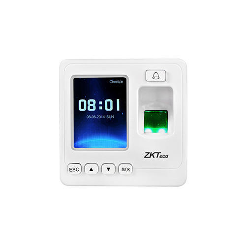 Time Attendance and Access Control Terminal - Fingerprint