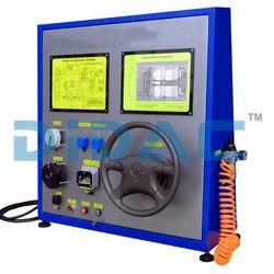 Airbag System Simulator