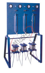 Permeability Apparatus (Three Cell Model)