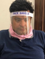 Face Mask With Shield
