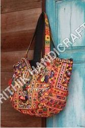 Embroidered Fancy Banjara Bag