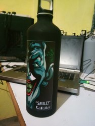 Customized Sipper Bottle Printing Service