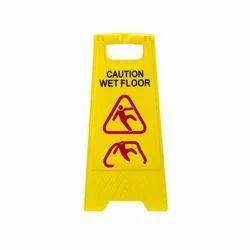 Floor Signage