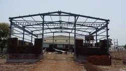 Steel / Stainless Steel Industrial Sheds