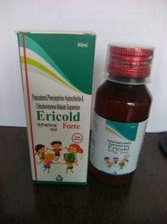 Parcetamol 250 mg Phenylepharine Hydrochloride 5mg   Chlorpheniramine Maleate 2mg