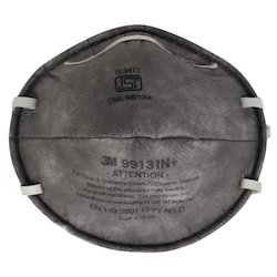 3M 9913IN Dust Organic Vapour Respirator