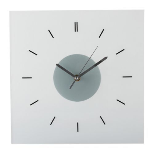 Square Glass Wall Clock at Rs 280 piece Kondapur Hyderabad