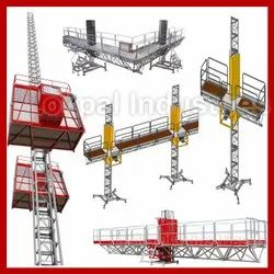 Construction Hoists, Lifts & Platforms