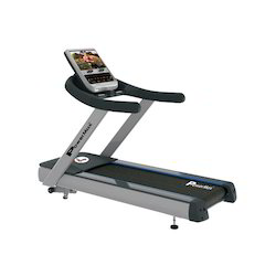 Touch Screen TV Commercial Motorized AC Treadmill