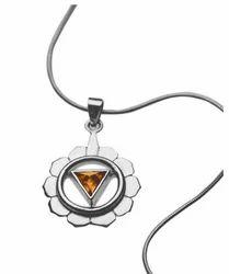 Solar Plexus Chakra Pendant