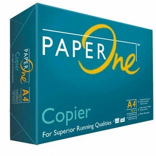 Copier Paper - Paper One Copier Paper Importer from Mumbai