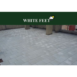 Cool Weather Roof Tile WHITEFEET