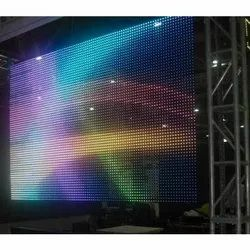 Popular Stage Background Outdoor Screen Advertisement With Free Software