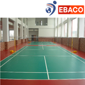 Sports Vinyl Flooring, For Indoor, Thickness: 4 Mm To 10 Mm
