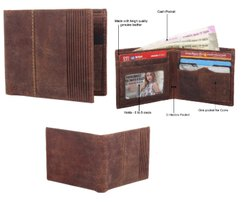 Pure Genuine Leather Wallet