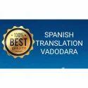 Spanish Translation Service in Vadodara