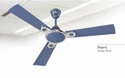 Eleganz Indigo Blue Ceiling Fan