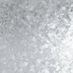Transparent Textured Window Glass