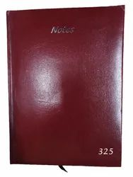 A/5 Note Book Diary 325
