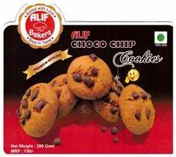 Alif Choco Chips Cookies