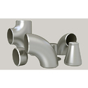 2205 Duplex Grade / UNS S32205 Stainless Steel Buttweld Fittings