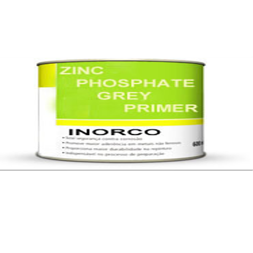 Anti Corrosive Primers - Red Oxide Zinc Chromate Primer Manufacturer