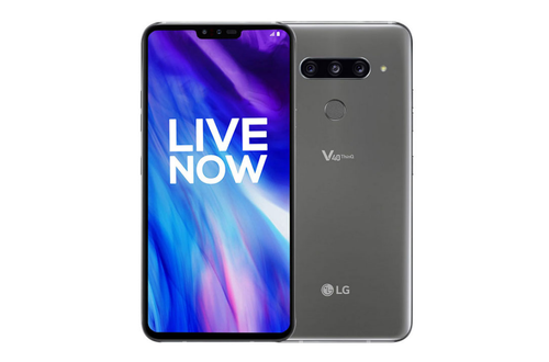 LG V40 Thin Q Mobile Phone, Dimension: 158.8 X 75.7 X 7.6 mm