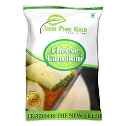 1 kg Cheese Cannelloni, Packaging: Packet