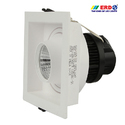 10W LED COB Tilt Square Spotlight