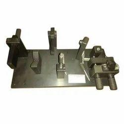 Polished Mild Steel Bending Pipe Machining Fixtures