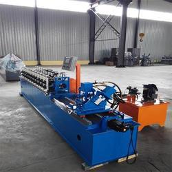 Semi-Automatic Roll Forming Machine