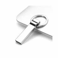 Metal Key Chain USB Pen Drive