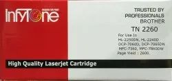 Brother TN 2260 (TN 2260) Compatible Black Toner Cartridge for Brother Printers