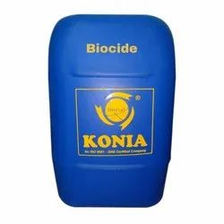 Konia Liquid Biocide Cooling Tower Chemical, Packaging Type: Drum