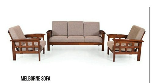 Wooden Sofa Set 3 1 1