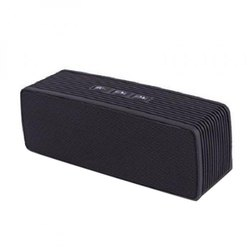 Black Wireless Bluetooth Speakers, Packaging Type: Box