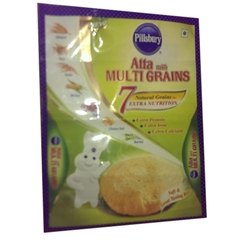 Printed PP Atta Packaging Bag, Size: 7x15 Inch