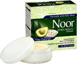 Noor Herbal Beauty Cream 7 Days Challenge For All Skin Types 100% original